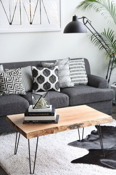 Awesome Wooden Coffee Table Design Ideas 01