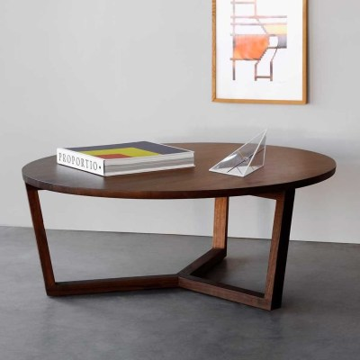 Awesome Wooden Coffee Table Design Ideas 05