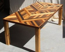 Awesome Wooden Coffee Table Design Ideas 07