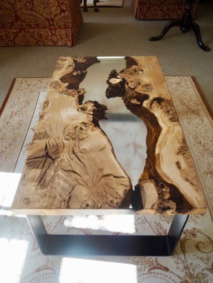 Awesome Wooden Coffee Table Design Ideas 15