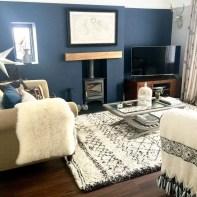 Best Winter Living Room Makeover Ideas 10