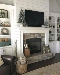 Best Winter Living Room Makeover Ideas 20