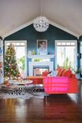 Best Winter Living Room Makeover Ideas 22