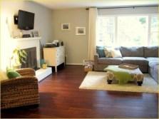 Best Winter Living Room Makeover Ideas 38