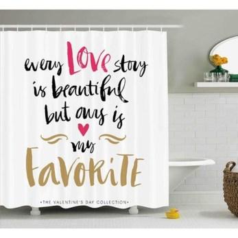 Cute Bathroom Decoration Ideas With Valentine Theme 24