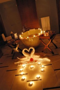 Cute Bathroom Decoration Ideas With Valentine Theme 34