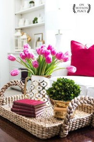 Cute Valentine Decoration For Your Living Room 27