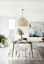 Elegant Modern Dining Room Design Ideas 11