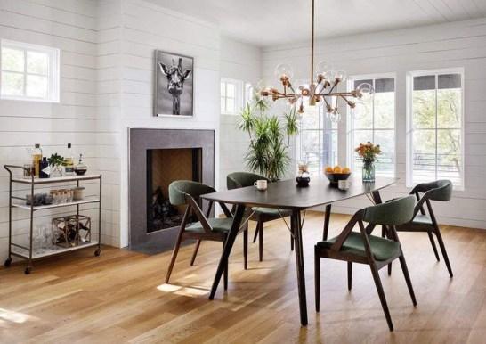 Elegant Modern Dining Room Design Ideas 15