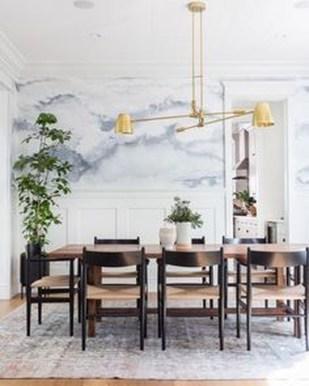 Elegant Modern Dining Room Design Ideas 16