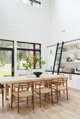 Elegant Modern Dining Room Design Ideas 36