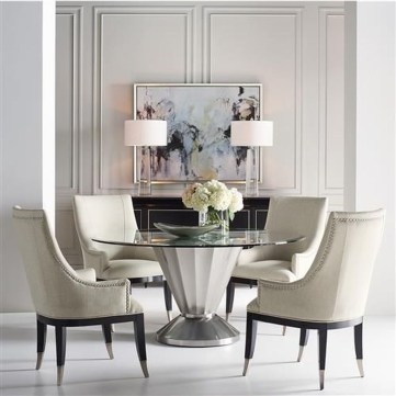 Elegant Modern Dining Room Design Ideas 47