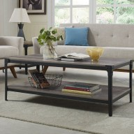 Gorgeous Coffee Table Design Ideas 06