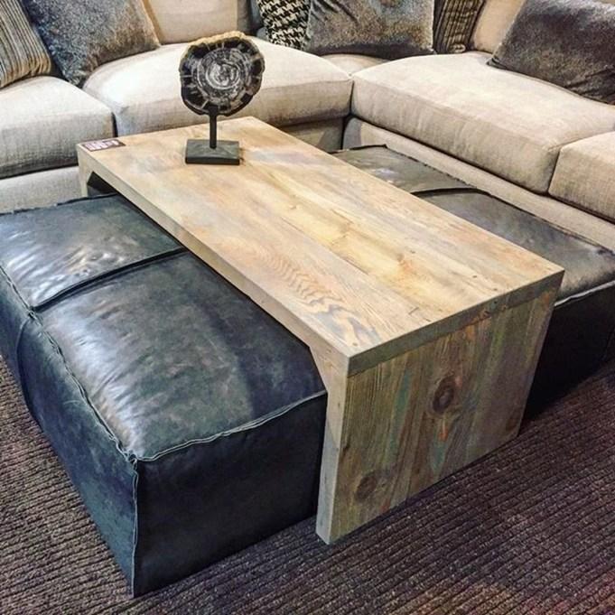 Gorgeous Coffee Table Design Ideas 22