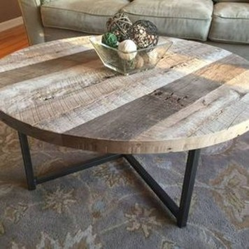Gorgeous Coffee Table Design Ideas 31