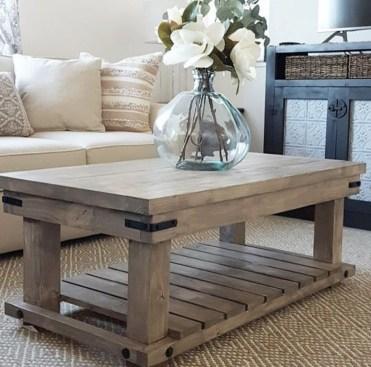 Gorgeous Coffee Table Design Ideas 34