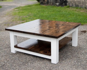 Gorgeous Coffee Table Design Ideas 35