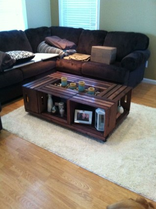 Gorgeous Coffee Table Design Ideas 41