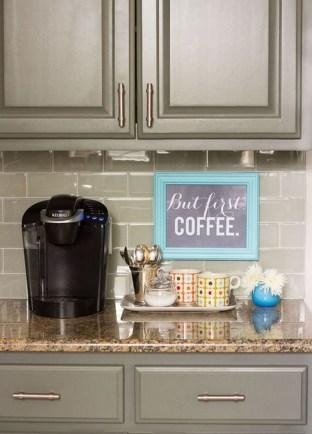 Great Coffee Cabinet Organization Ideas 08