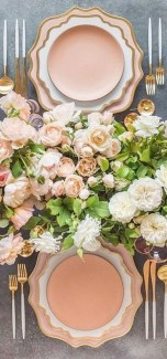 Great Spring Table Setting Ideas 01
