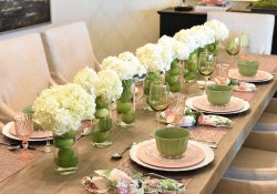 Great Spring Table Setting Ideas 30