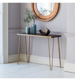 Inspiring Console Table Ideas 03
