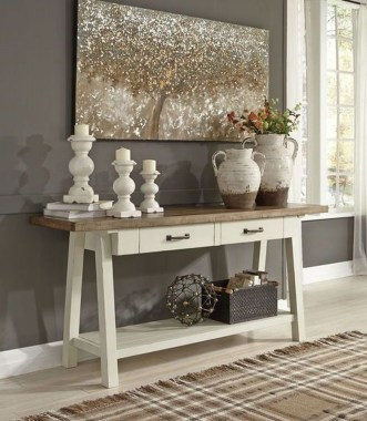 Inspiring Console Table Ideas 09