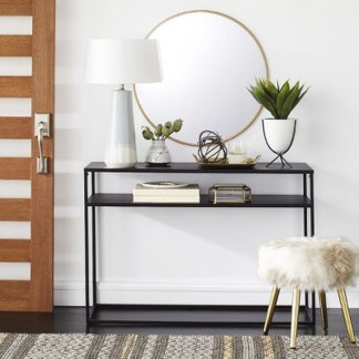 Inspiring Console Table Ideas 10