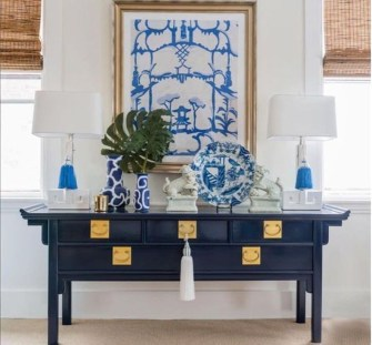 Inspiring Console Table Ideas 13