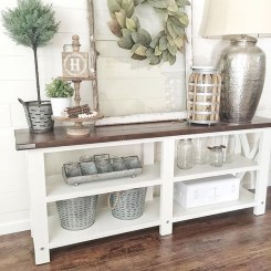 Inspiring Console Table Ideas 24