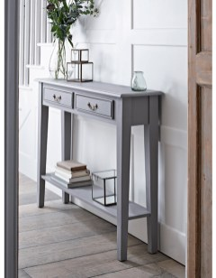 Inspiring Console Table Ideas 34
