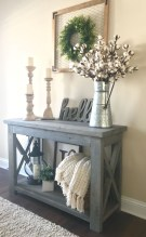 Inspiring Console Table Ideas 37