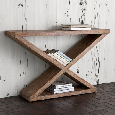 Inspiring Console Table Ideas 43