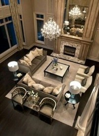 Inspiring Furniture Color Ideas For Your Living Room 22