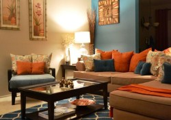 Inspiring Furniture Color Ideas For Your Living Room 35