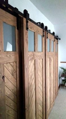 Inspiring Sliding Barn Door Ideas 09