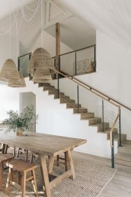 Perfect Farmhouse Dining Table Design Ideas 30