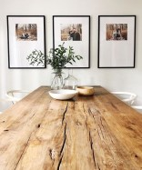 Perfect Farmhouse Dining Table Design Ideas 44