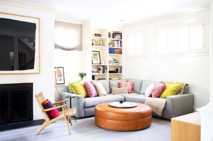 Stunning Family Friendly Living Room Ideas 07