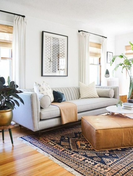 Stunning Family Friendly Living Room Ideas 22