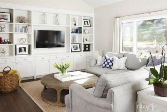 Stunning Family Friendly Living Room Ideas 25