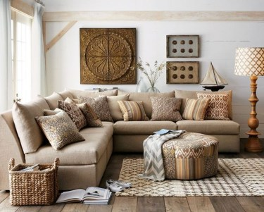 Stunning Family Friendly Living Room Ideas 30