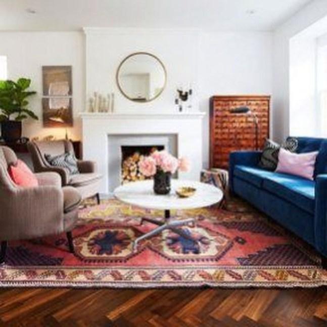 Stunning Family Friendly Living Room Ideas 40