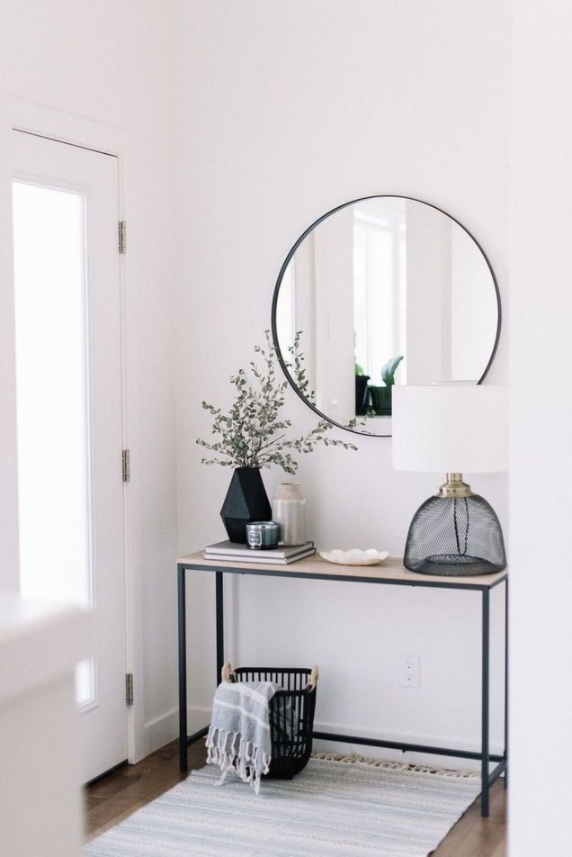 Stunning Modern Entryway Design Ideas 01
