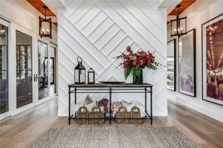 Stunning Modern Entryway Design Ideas 05