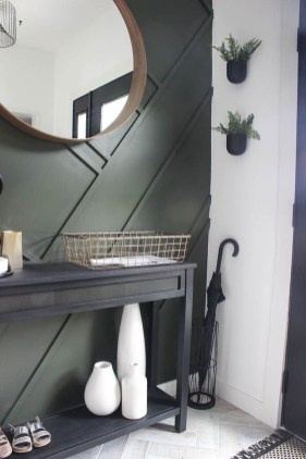 Stunning Modern Entryway Design Ideas 34