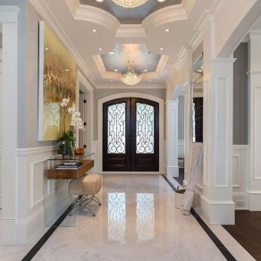 Stunning Modern Entryway Design Ideas 42