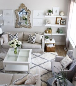 Stunning Spring Living Room Decor Ideas To Refresh Your Mind 04