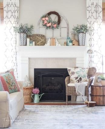 The Best Mantel Decoration Ideas 13