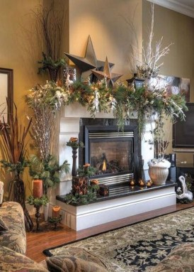The Best Mantel Decoration Ideas 24